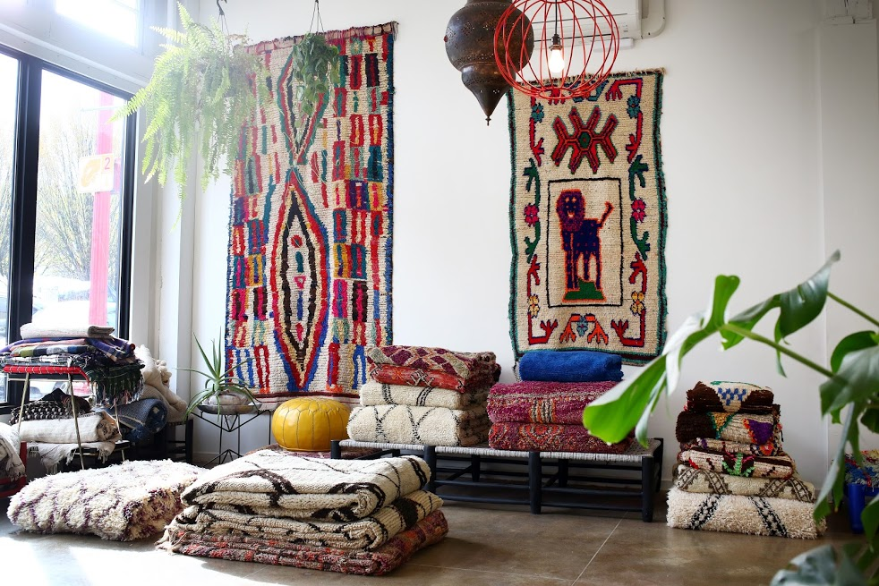 HISTORY OF BERBER RUGS AS CULTURAL OBJECTS *FREE