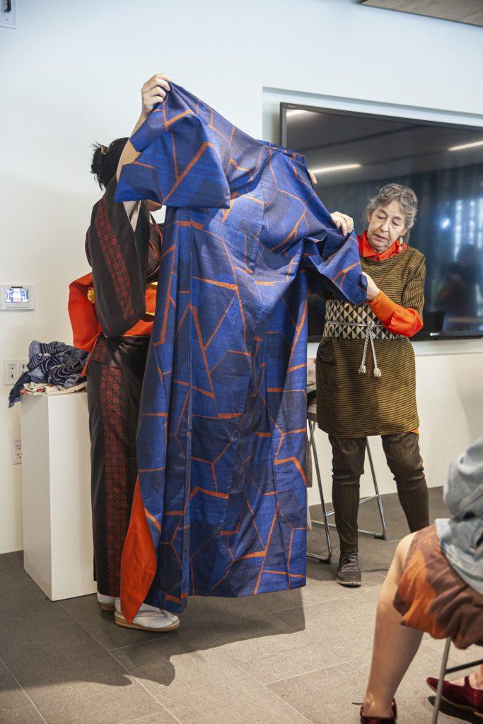Evolution of Kimono-12