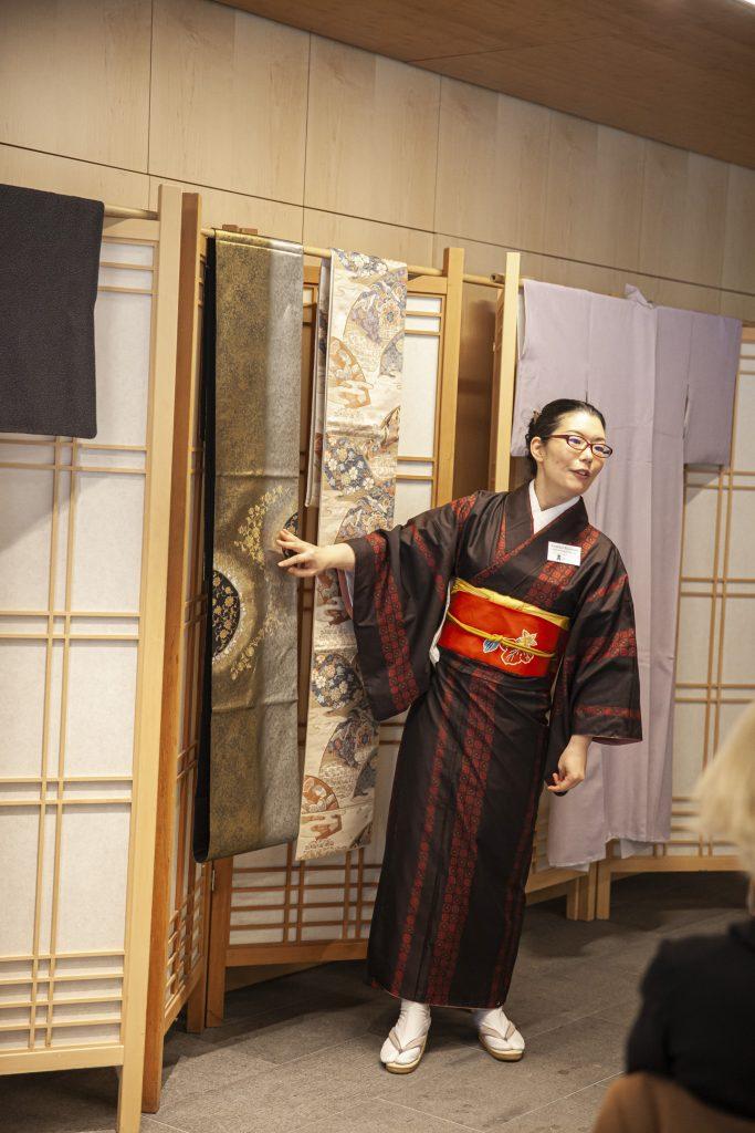 Evolution of Kimono-5