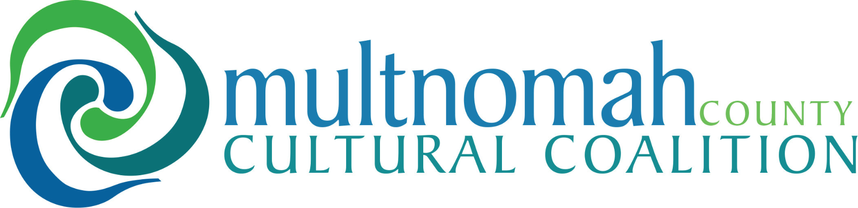 Multnomah County Cultural Coalition Logo