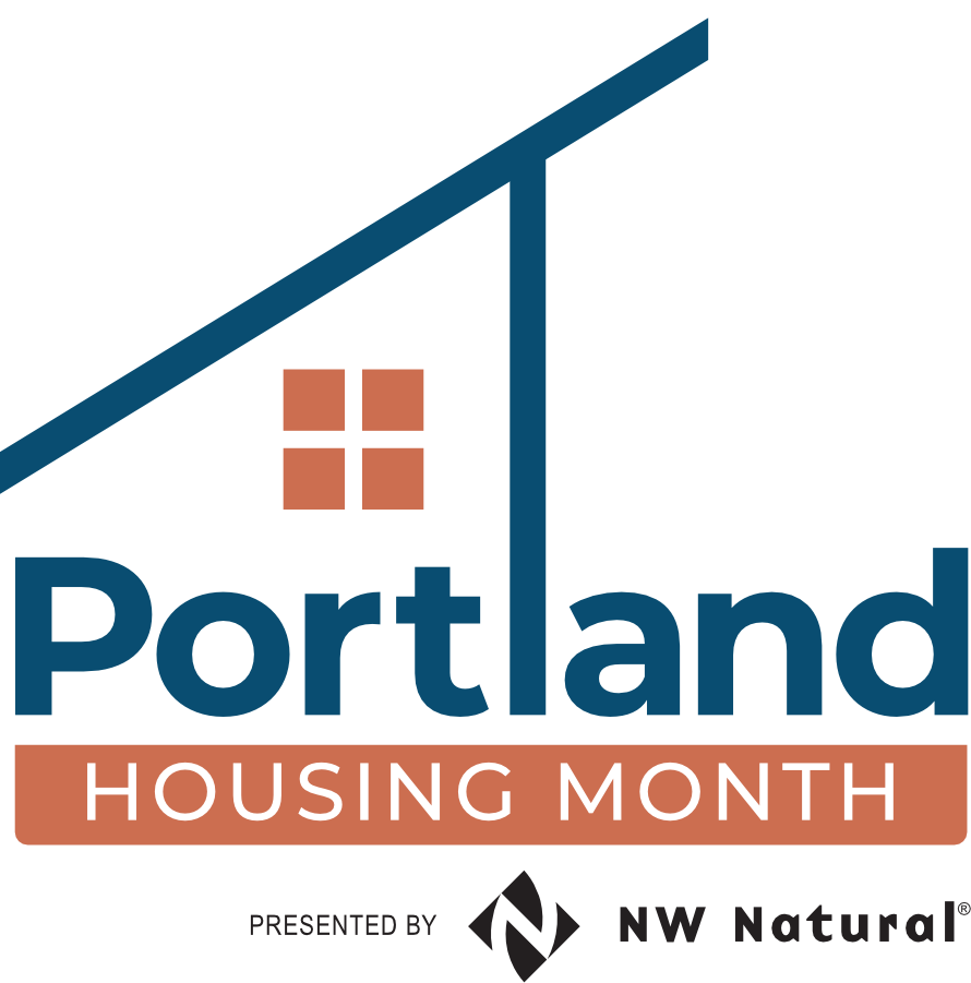 Portland Housing Month (Presnted by NW Natural) Logo